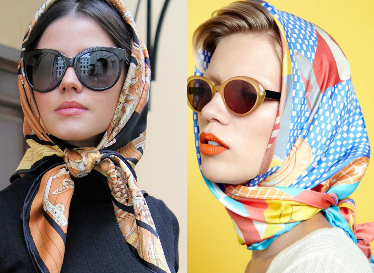 Fall 2016 Hairstyles Amp Head Scarves Hairstyles Haircuts And Hair Colors On Hairdrome Com