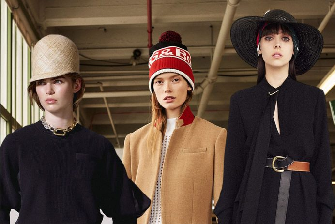 hats and hairstyles 2017 Resort
