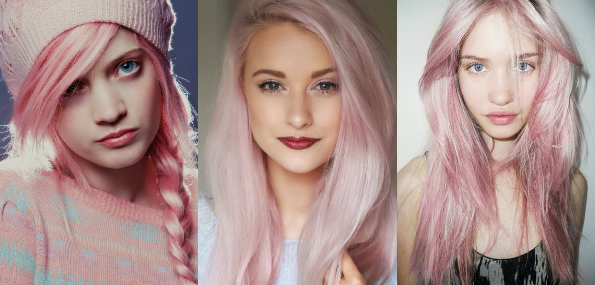 Cutest Pastel Pink Hair Colors You Will Love Hairdrome Com