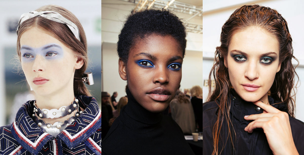 Fall/Winter 2017 Hairstyles From Runways | Hairdrome.com