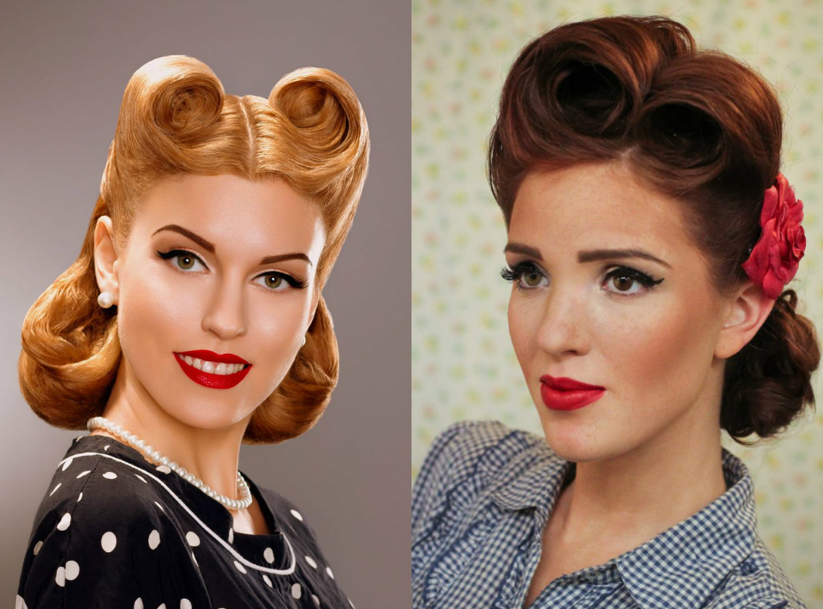 Retro Hairstyles To Look Fantastic Hairstyles Haircuts