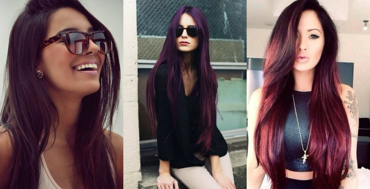 Complete Palette Of Red Hair Colors Universe Hairstyles