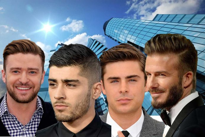 best business hairstyles for men
