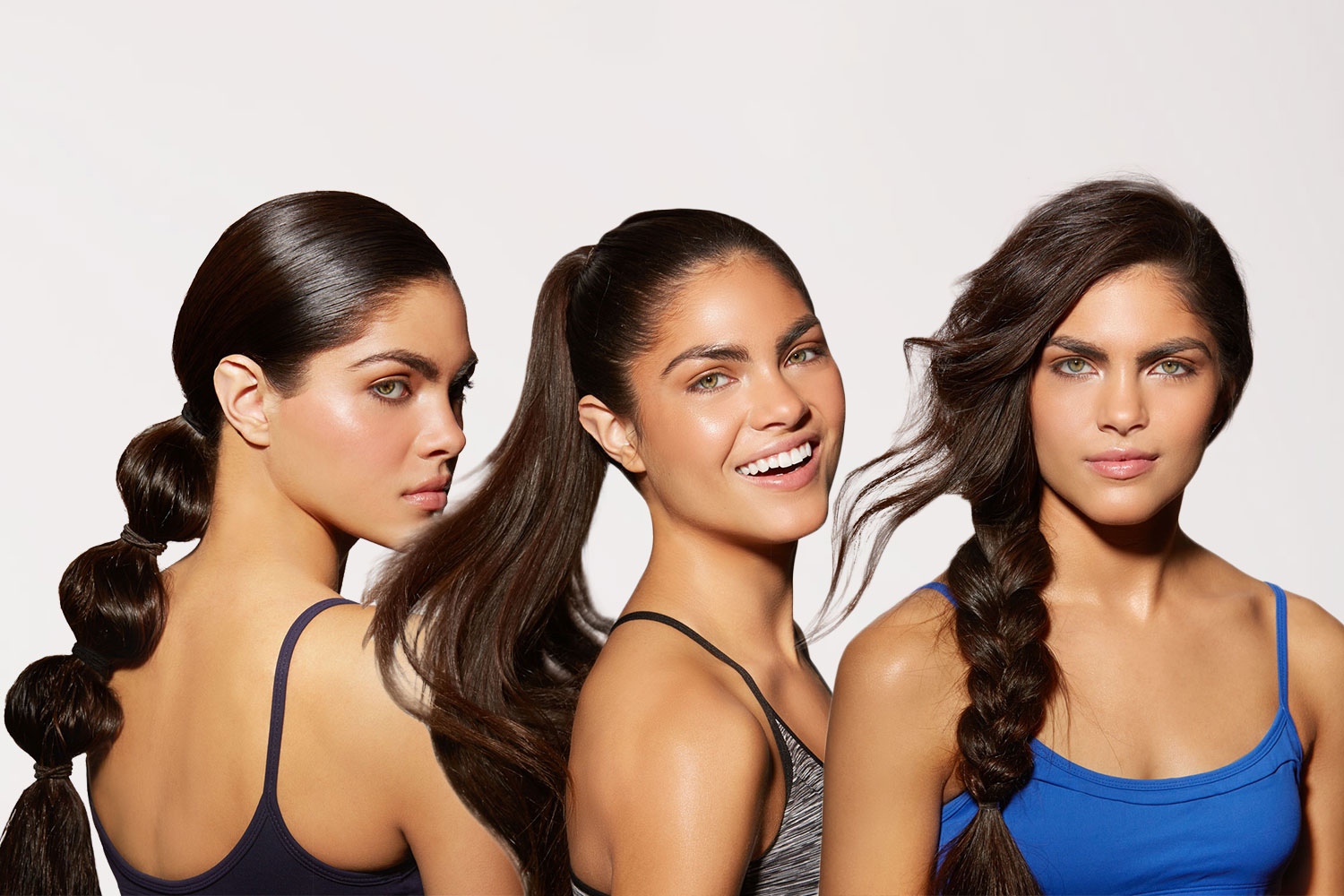 Easy & Simple Workout Hairstyles To Glam Up In Gym   Hairstyles, Haircuts and Hair Colors On ...