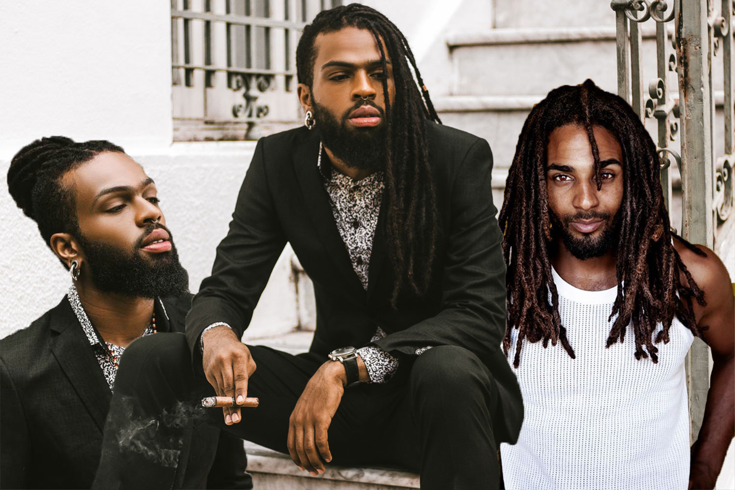 Black Men Dreads Hairstyles For Real Winners Hairstyles