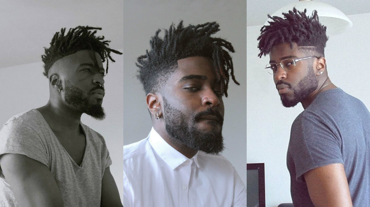 Cool Black Men Dreads Hairstyles For Real Winners Hairstyles Hairstyle Inspiration Daily Dogsangcom
