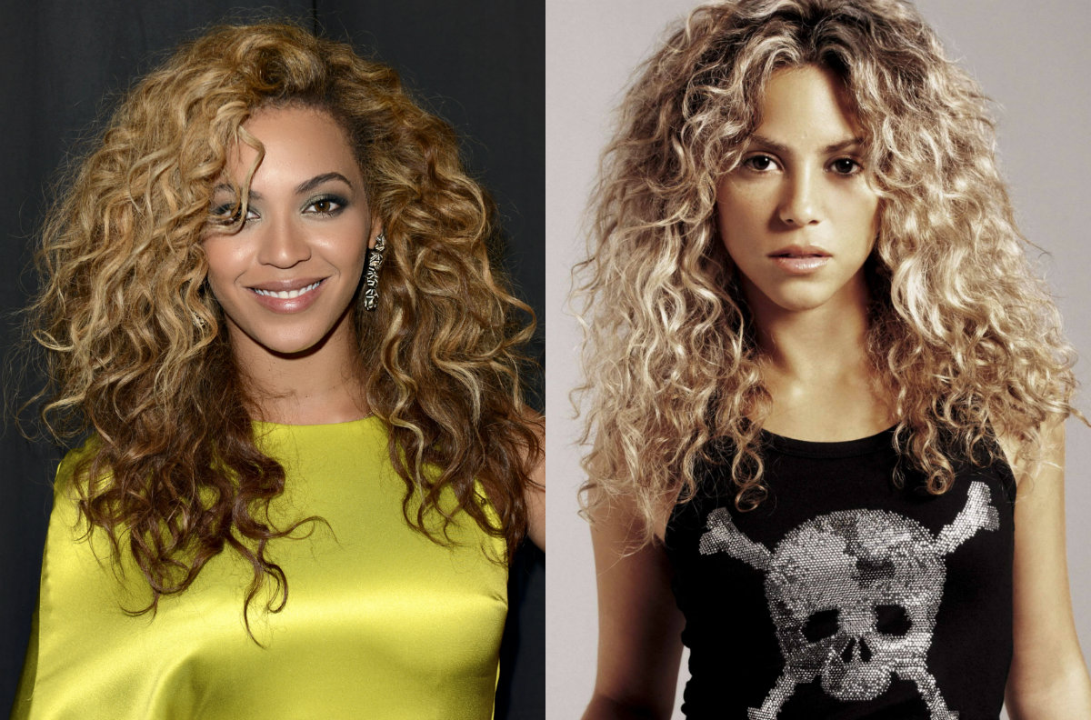 Celebrity Curly Hairstyles To Get Inspired By Beautyfrizz