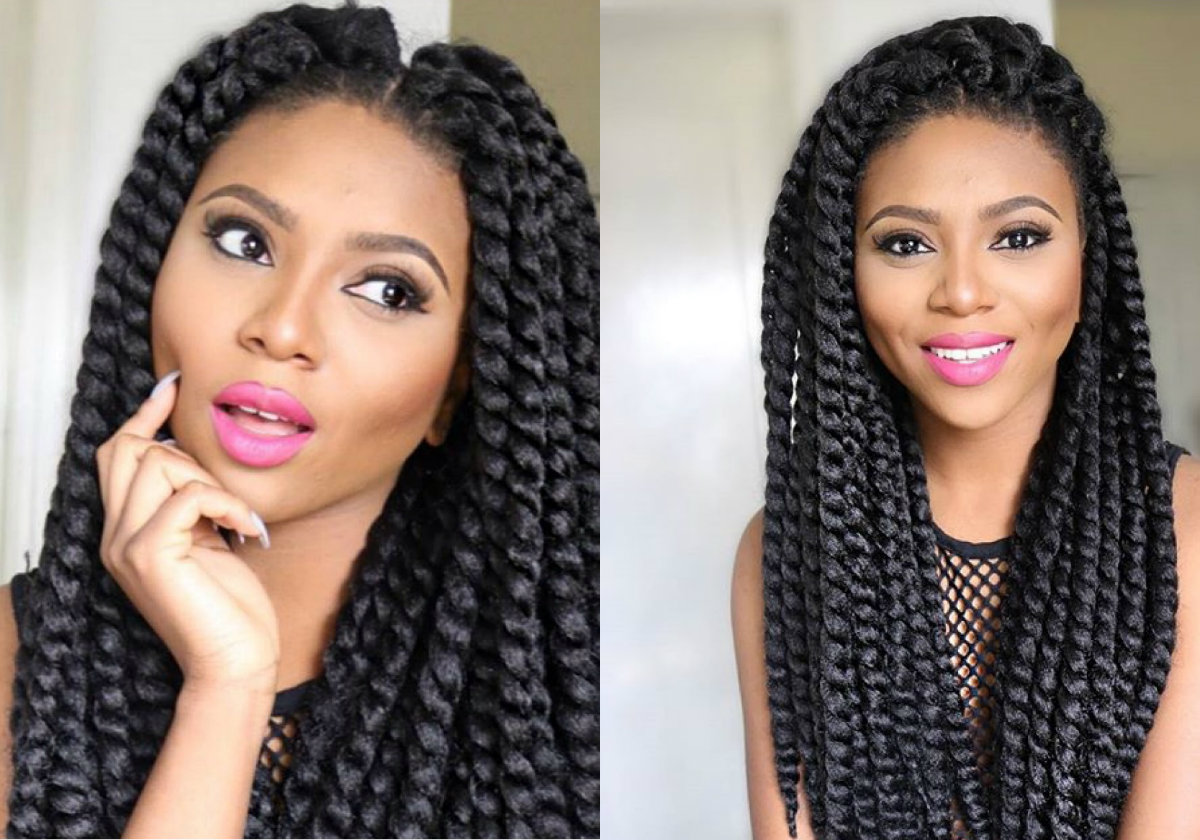 Crochet Hair Long : Crochet Braids Hairstyles: Curls or Twists? Hairstyles, Haircuts and ...