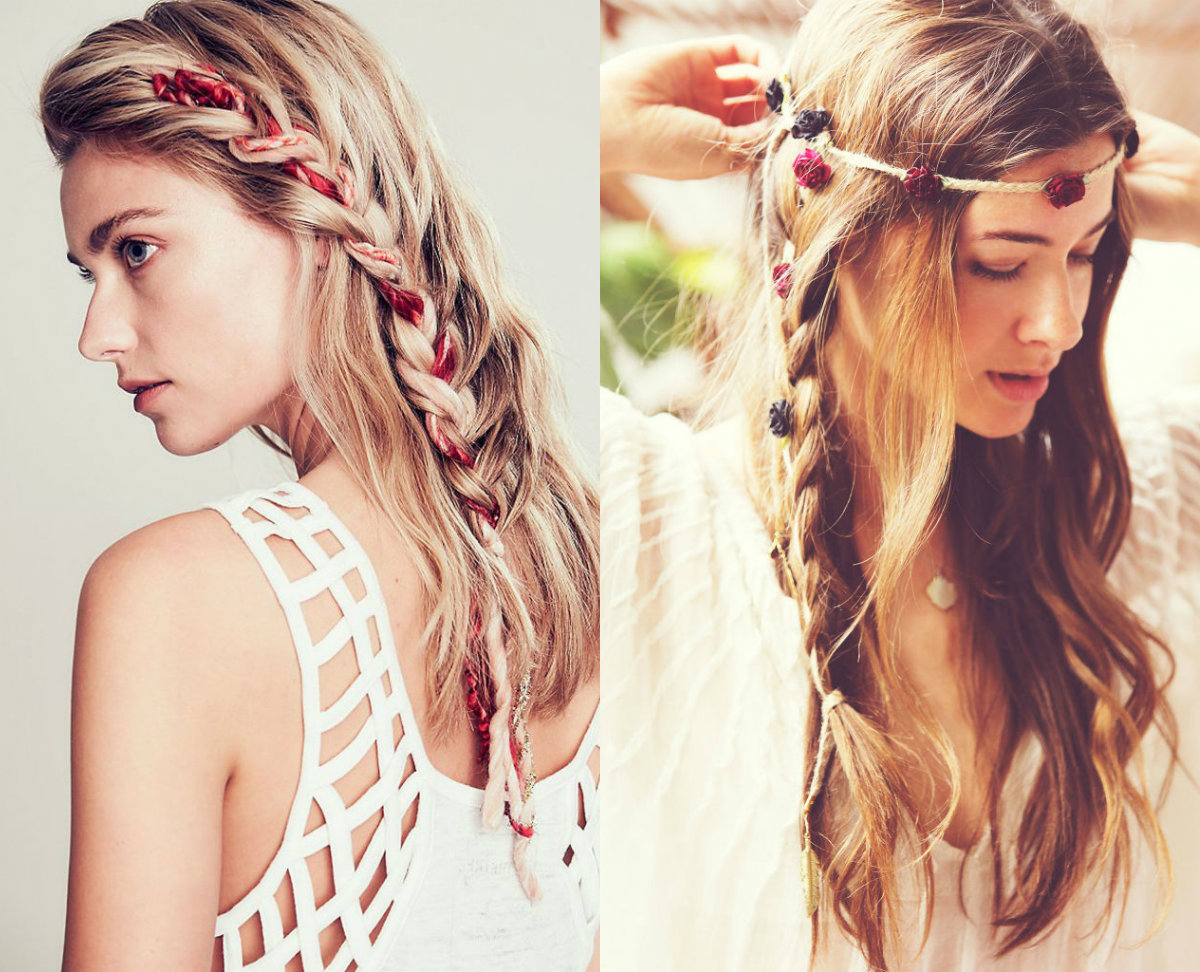 Boho Braids Hairstyles 2017 To Get Boho Chic Look