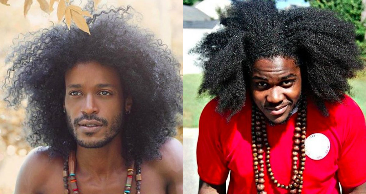 Cool Black Male Afro Hairstyles: Get Natural Looks