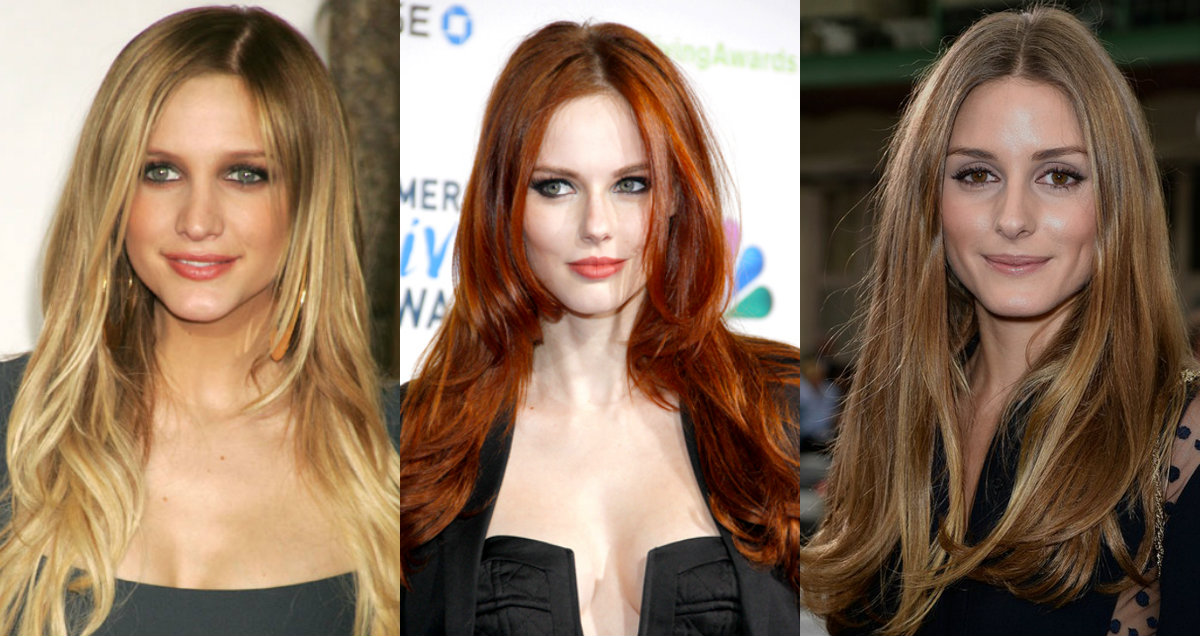 long tousled ends hairstyles for date-night