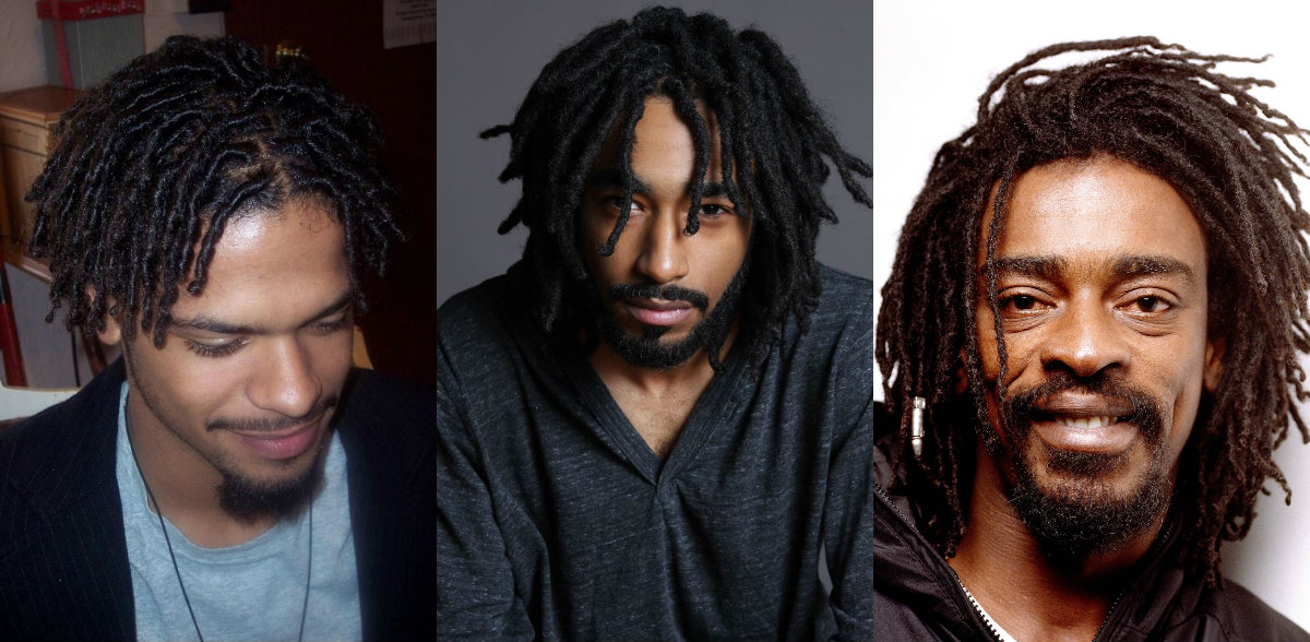 how to start dreads with medium length hair