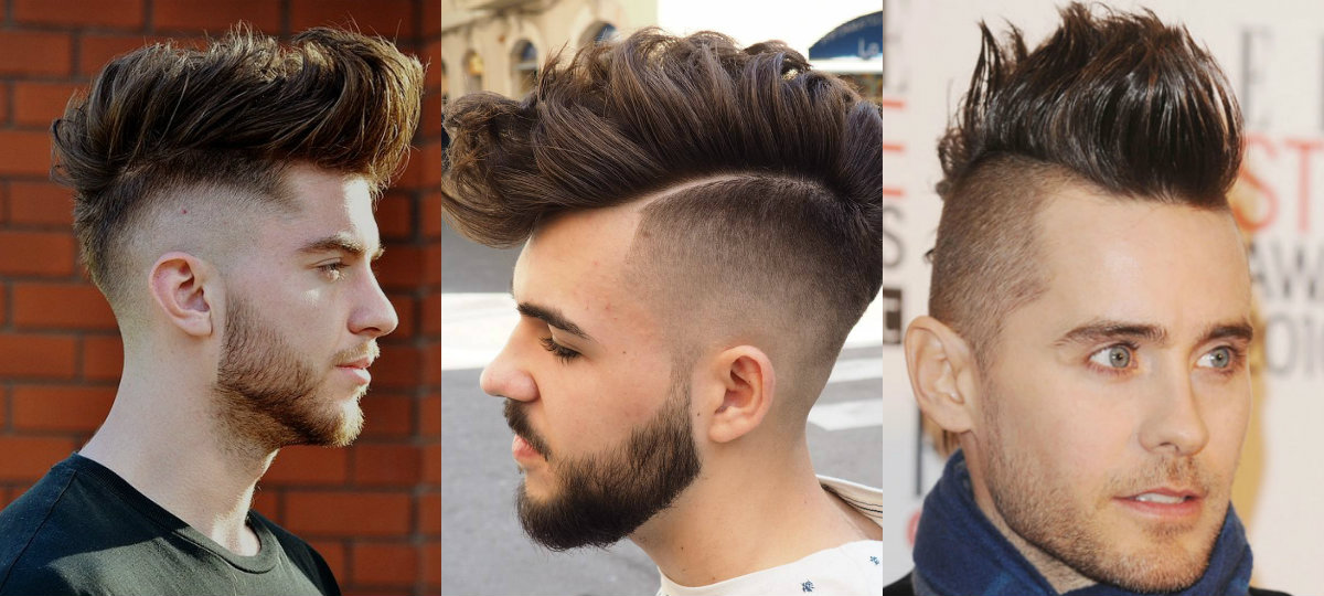 Mohawk Hairstyles For Men To Express & Impress