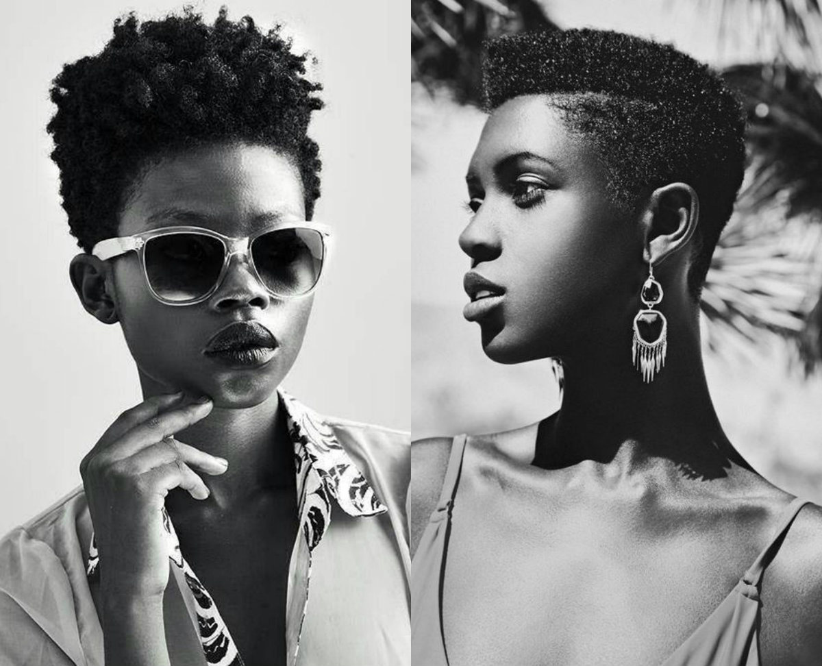 Whimsical Short Curly Haircuts For Black Women To Opt ASAP ...