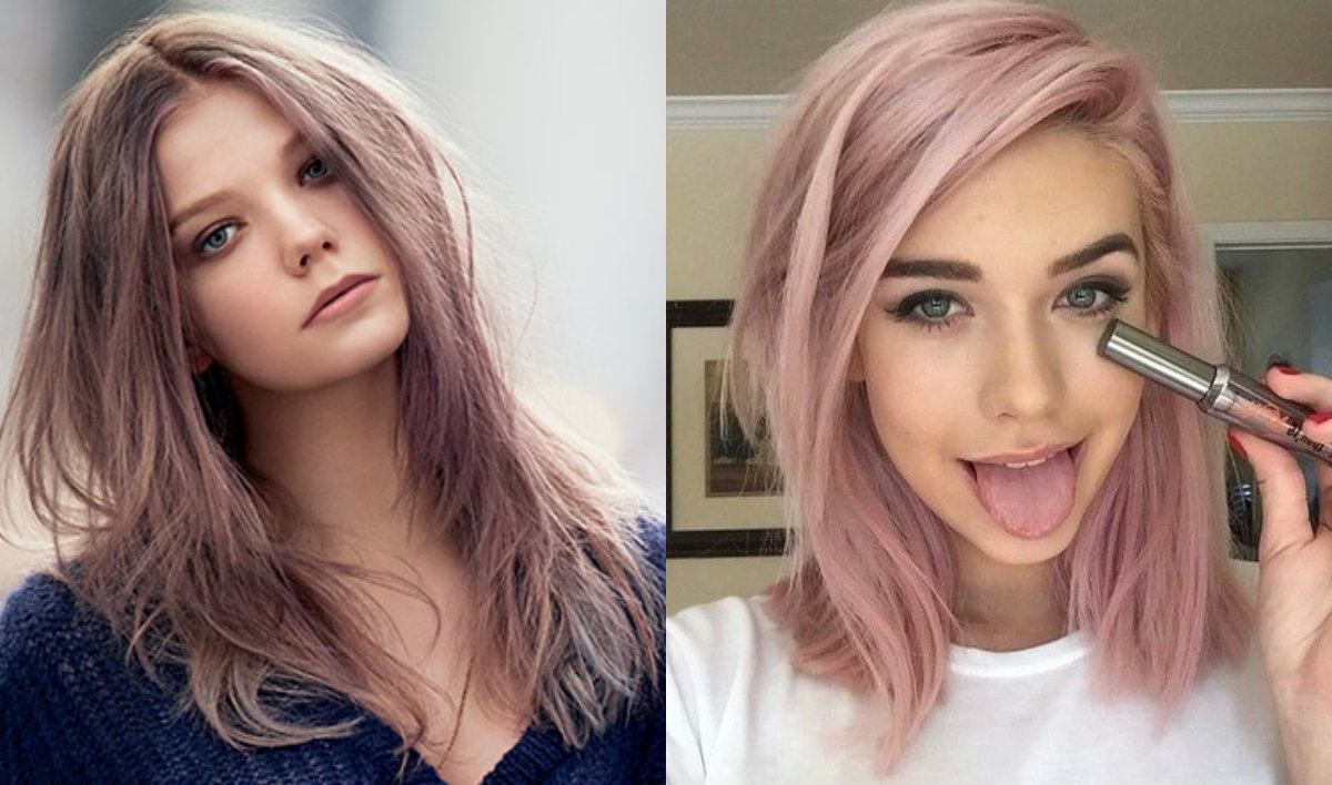 Pastel Hair Colors For Pale Skin Best Hair Color 2017