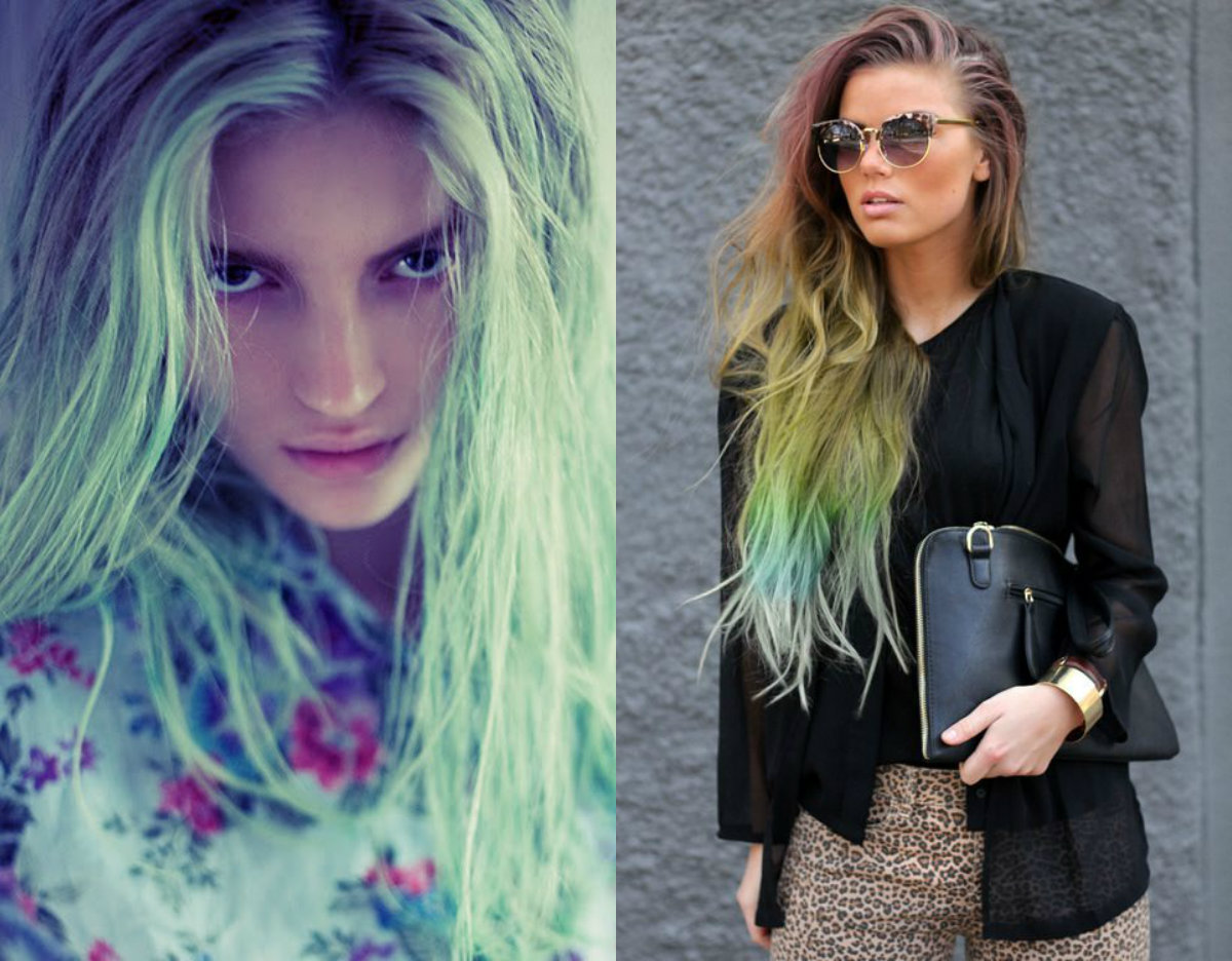 Enchanting Pastel Hair Colors For Chilly Fall Weather ...