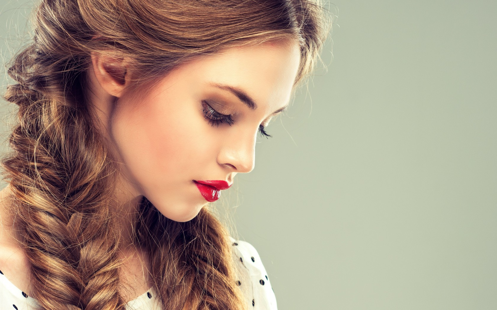 Emotion Amp Romance In Fishtail Braids Hairstyles