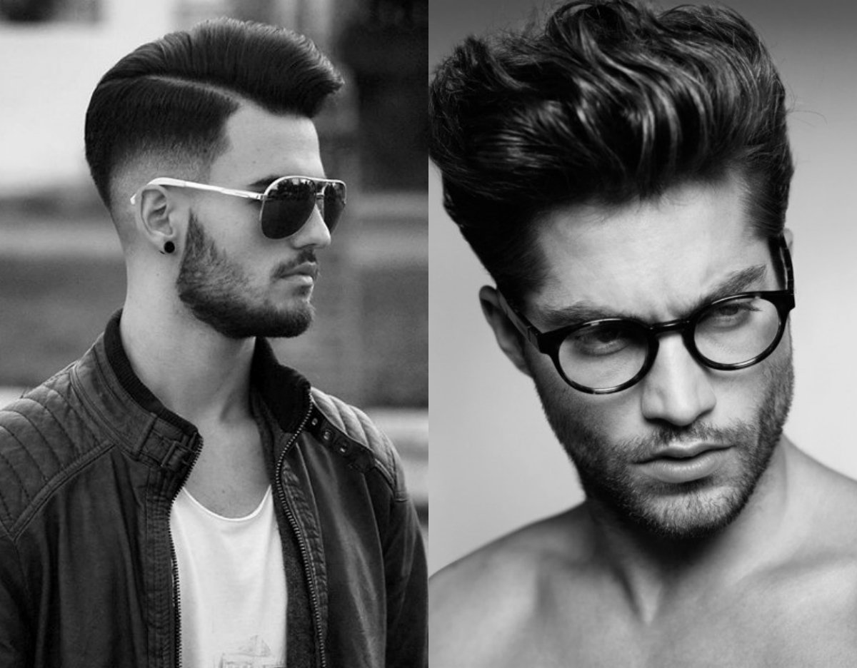 pompadour hairstyles for me