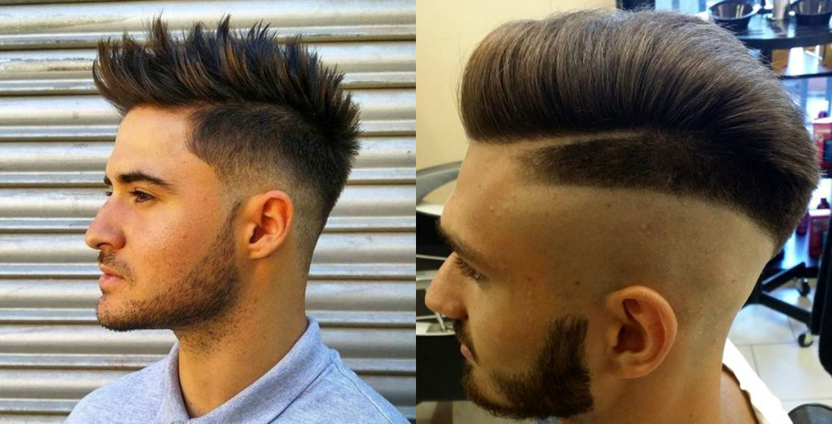Mohawk Hairstyles For Men To Express Amp Impress