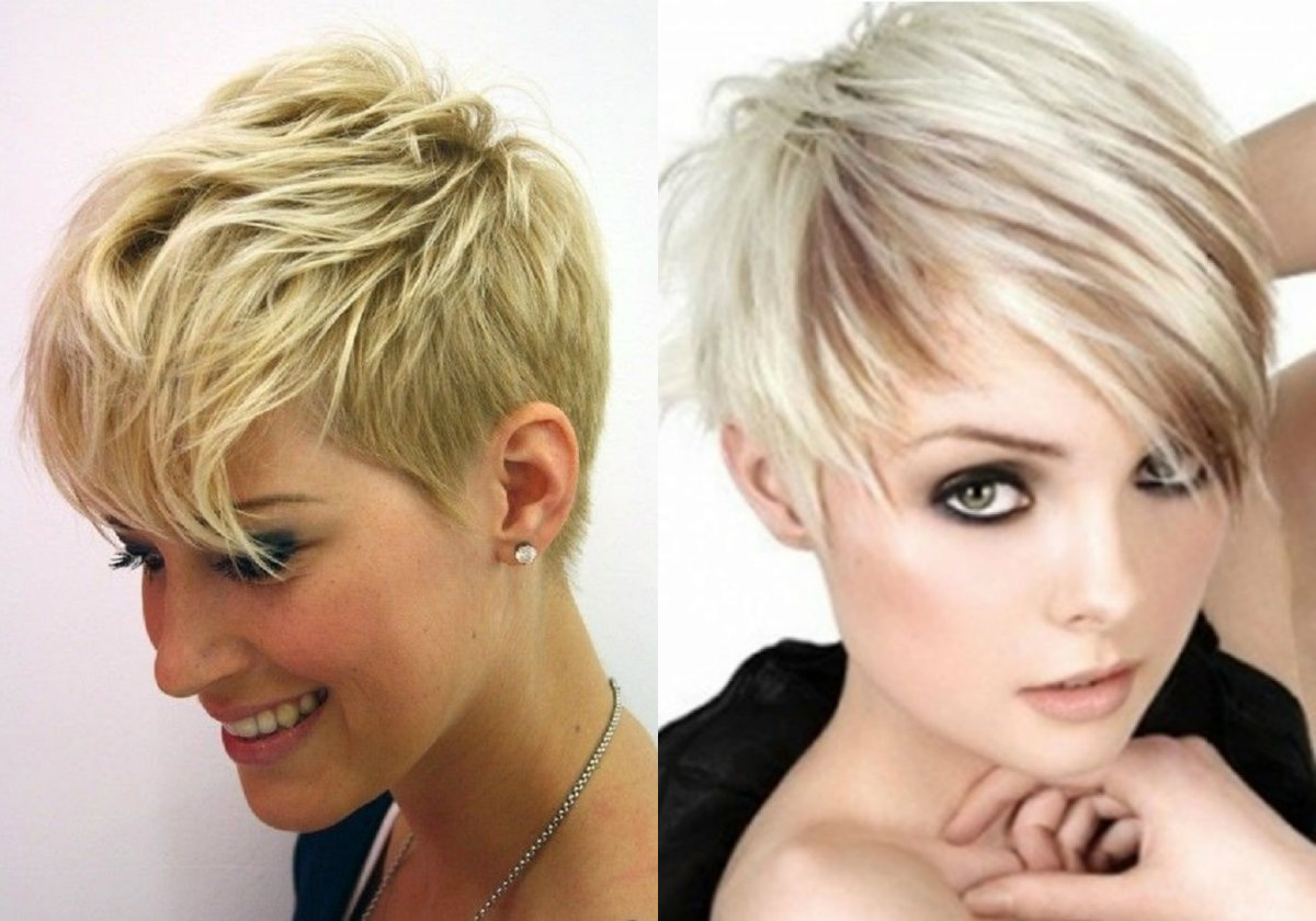 shaggy pixie hairstyles
