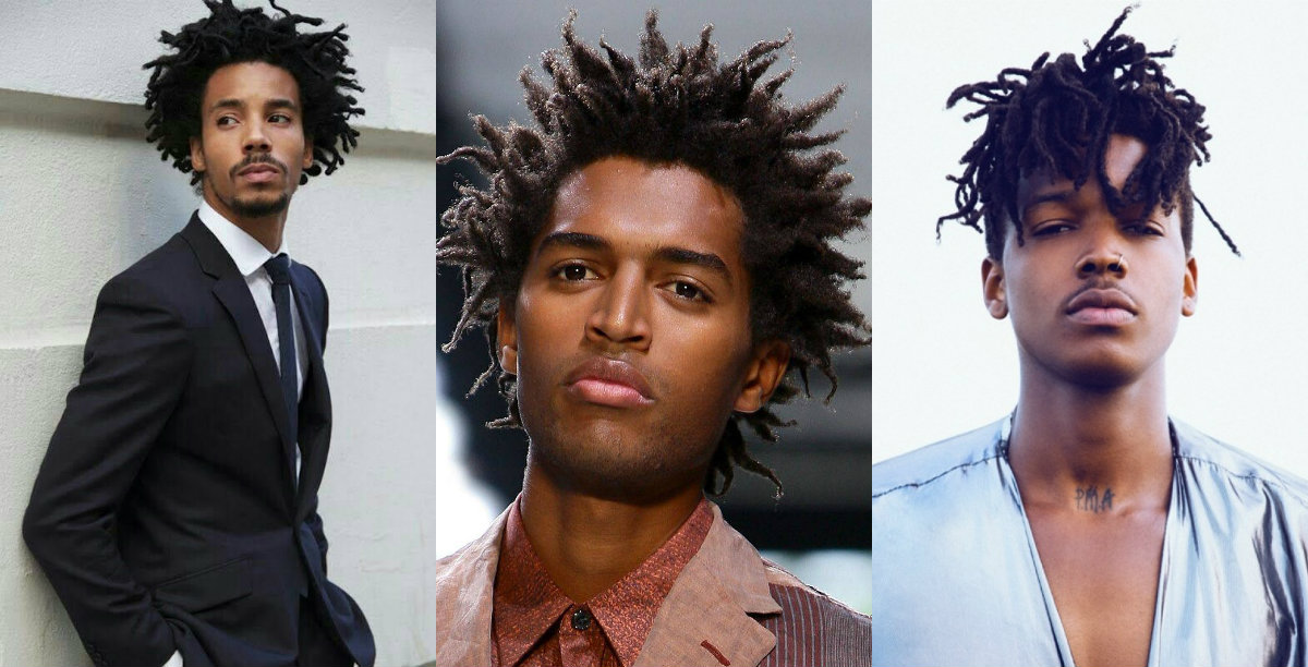 Admirable Black Men Dreads Hairstyles For Real Winners Hairstyles Hairstyles For Women Draintrainus