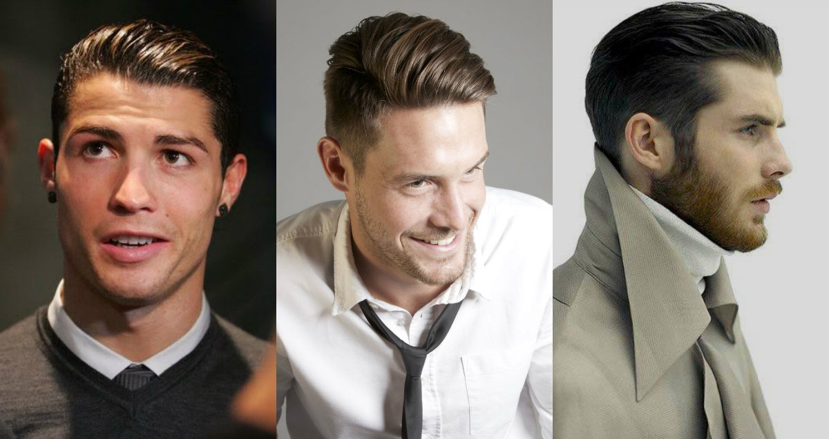 8 best business haircuts for men to get the success look slicked back hairstyles for business men winobraniefo Gallery