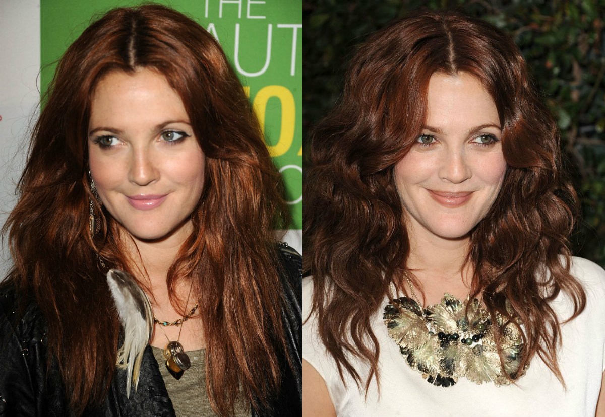 Warm Auburn Hair Colors For Cold Fallwinter 2017 Hairstyles