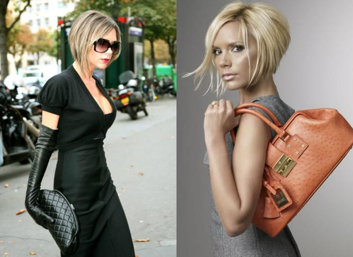 Victoria Beckham Hairstyles 2016 - Best Hairstyle and Haircut Ideas