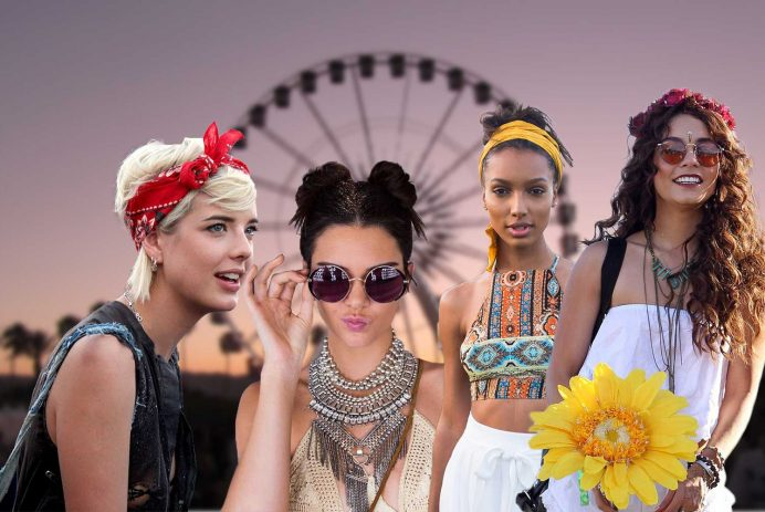 best festival hair and boho looks