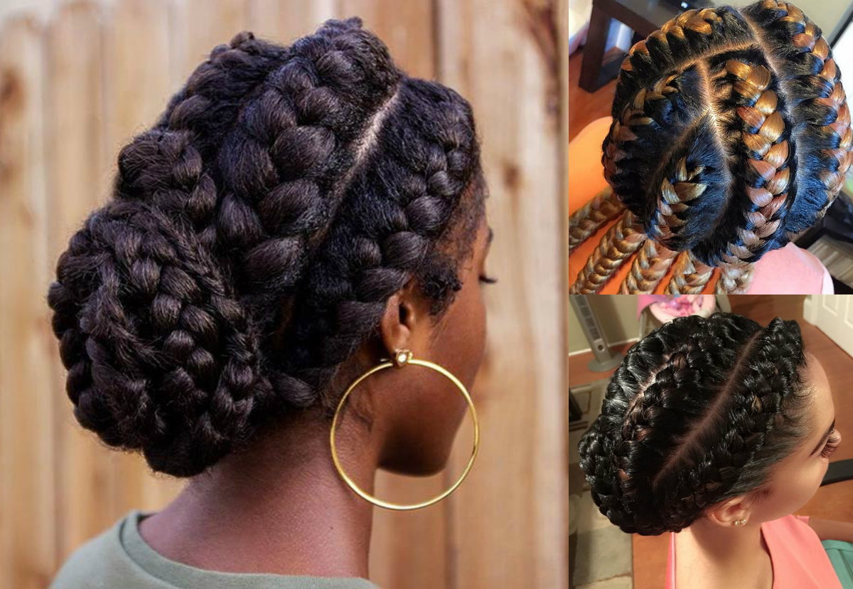 Stunning Goddess Braids Hairstyles For Black Women | Hairstyles, Haircuts and Hair Colors On ...