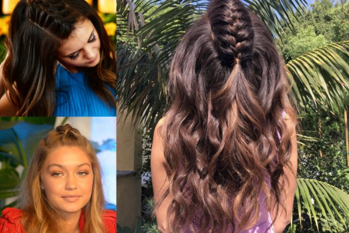 best unicorn braids hairstyles