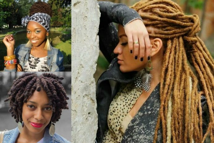 black women dreadlocks hairstyles 2017