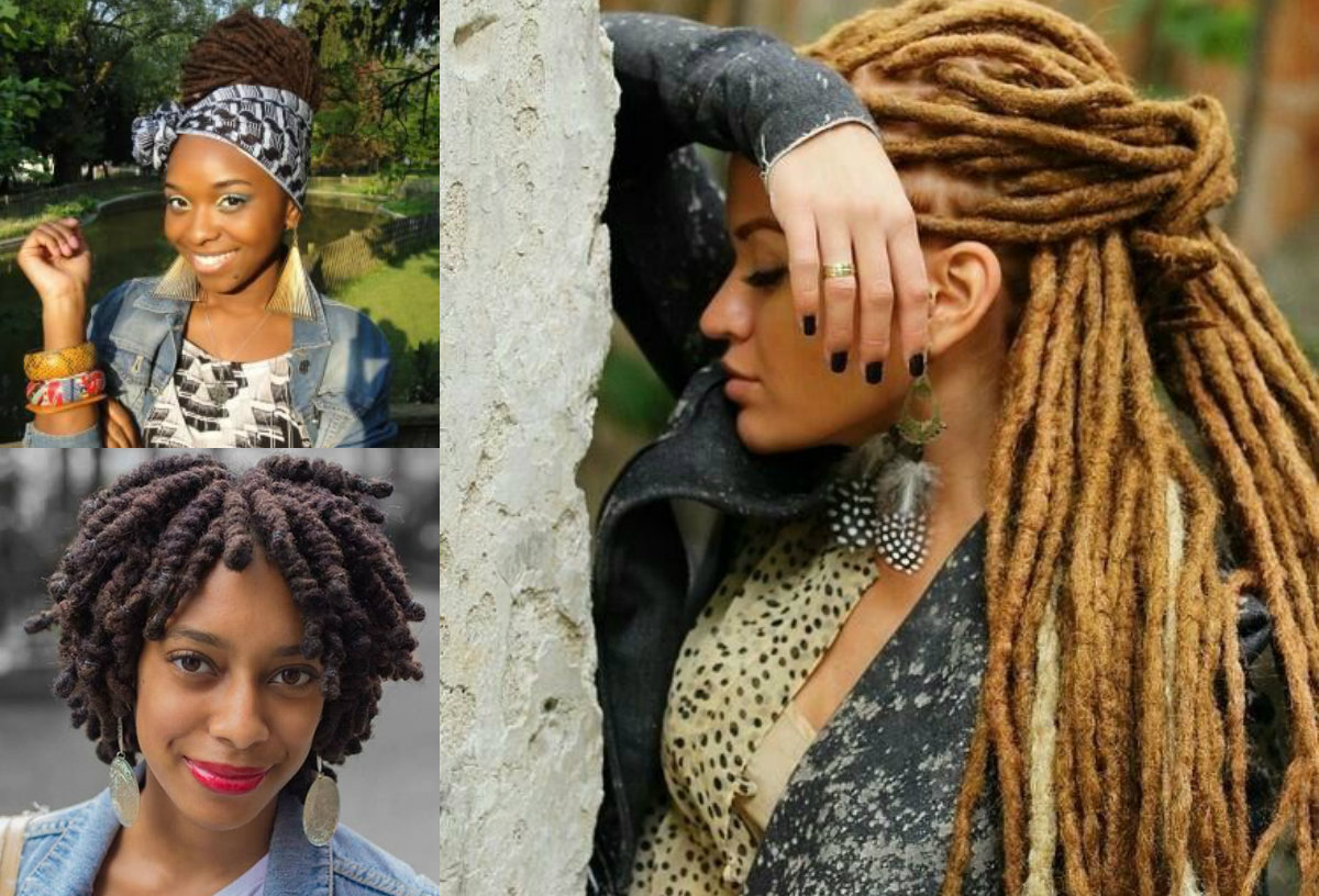 Eye Catching Black Women Dreadlocks For Authentic Looks Hairstyles