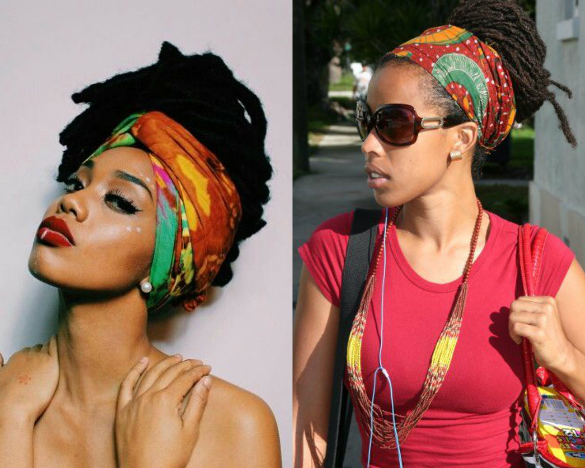 Eye Catching Black Women Dreadlocks For Authentic Looks