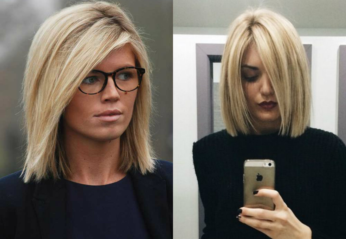It S Time For Blunt Bob Haircuts Comeback Hairstyles