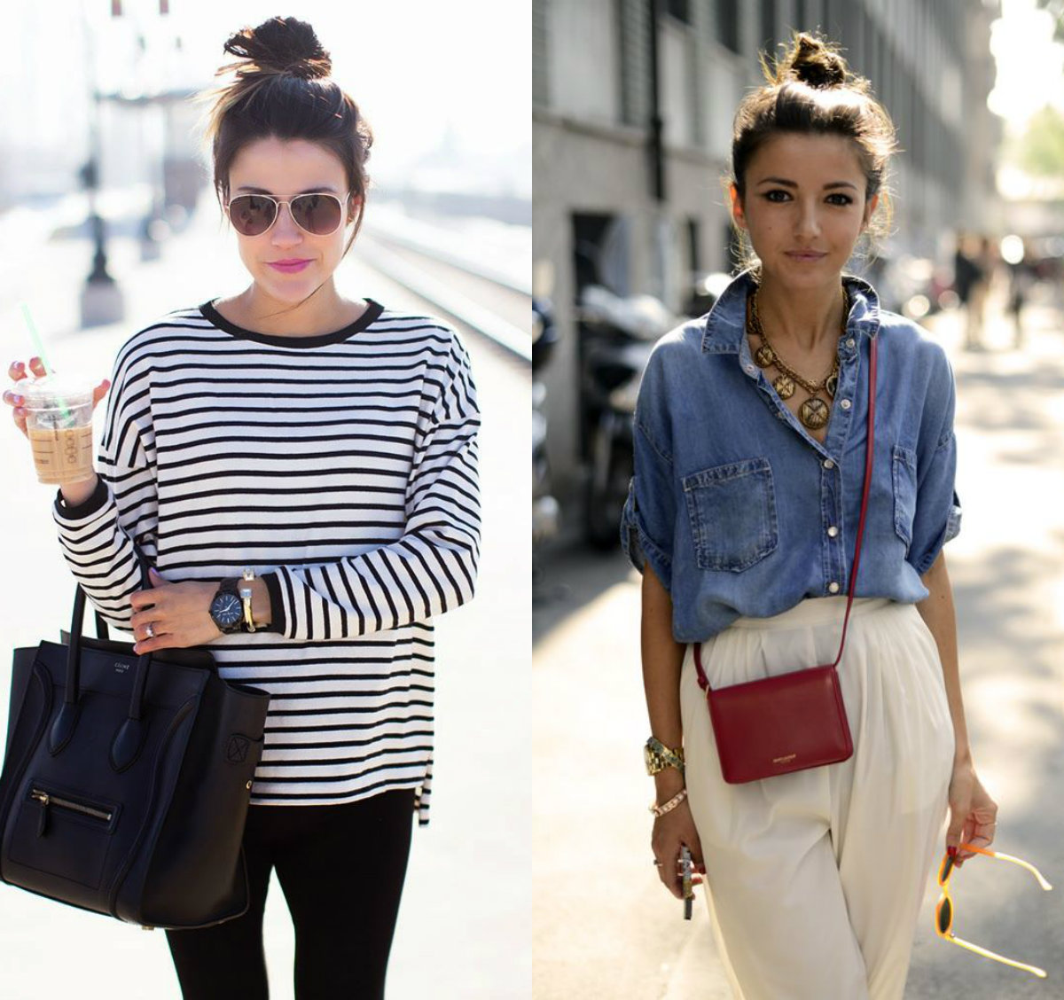Casual Everyday Updo Hairstyles