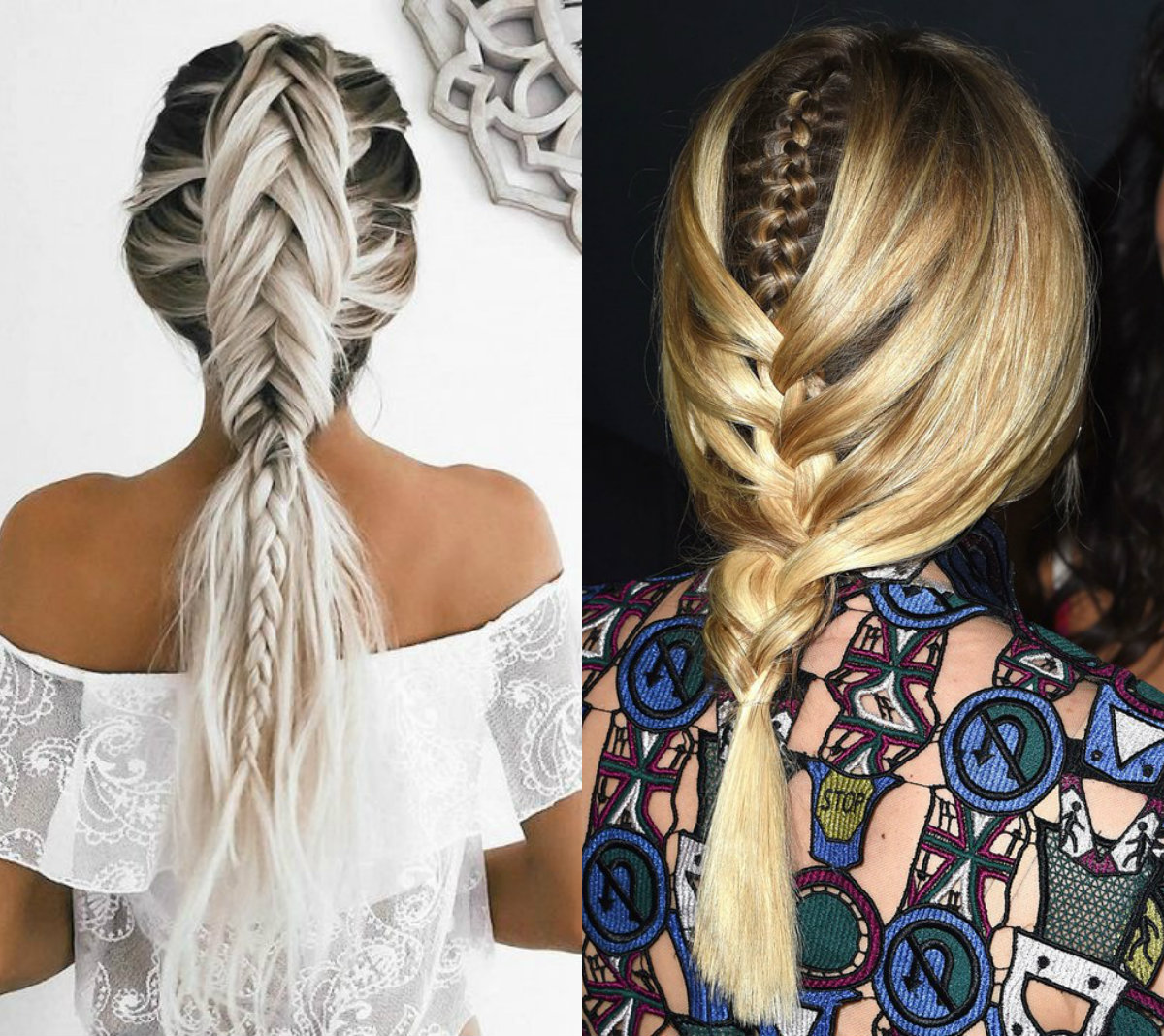 Unicorn Braids Hairstyles From Runways To Streets