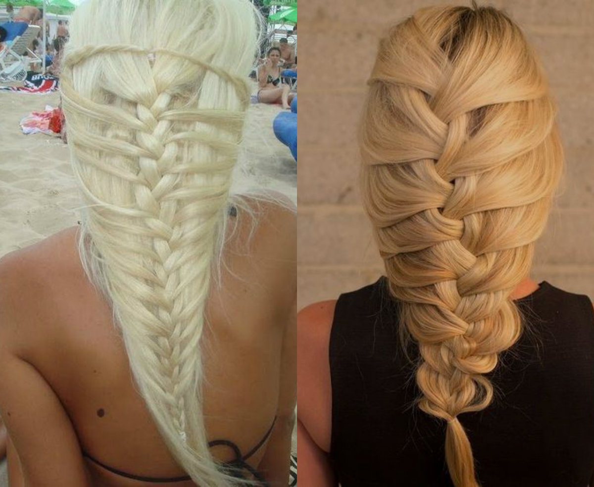 Incredible French Braids Hairstyles For A Chic Look Any Day Hairstyles Short Hairstyles For Black Women Fulllsitofus