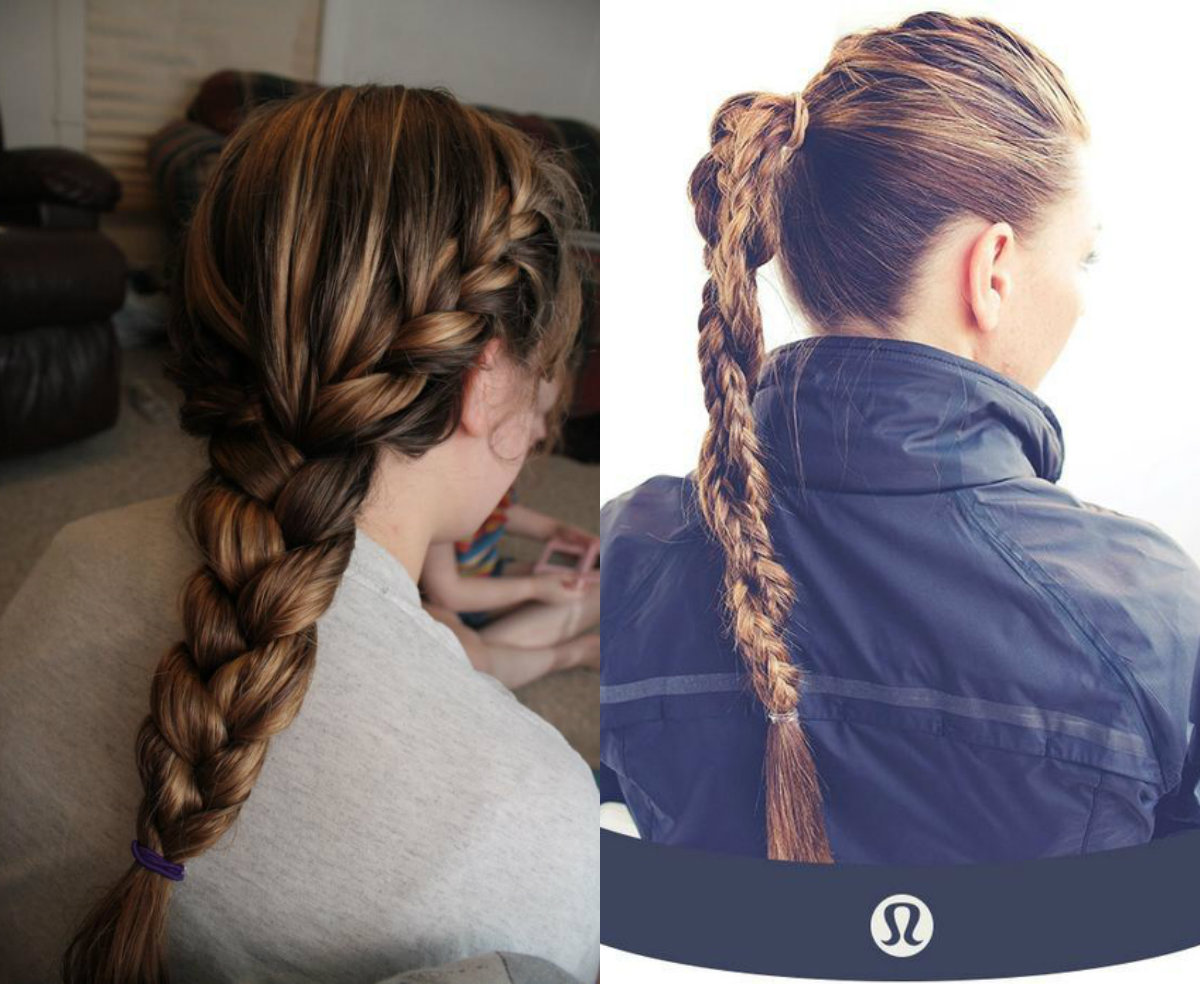 Pleasing French Braids Hairstyles For A Chic Look Any Day Hairstyles Short Hairstyles For Black Women Fulllsitofus