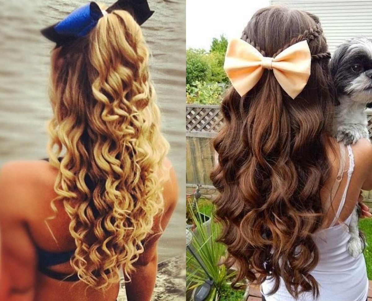 Absolutely Cute Cheer Hairstyles Any Cheerleader Will Love ...