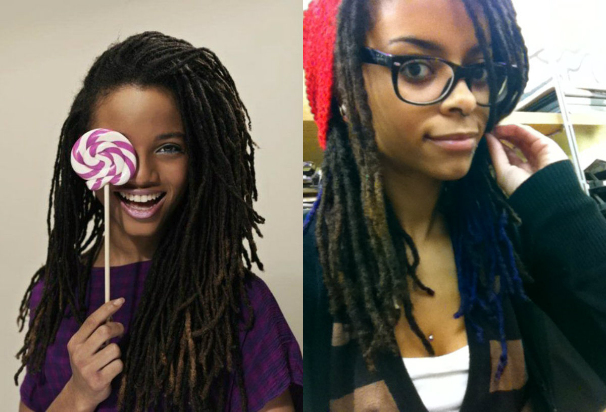 Can Black girls with dreads that necessary