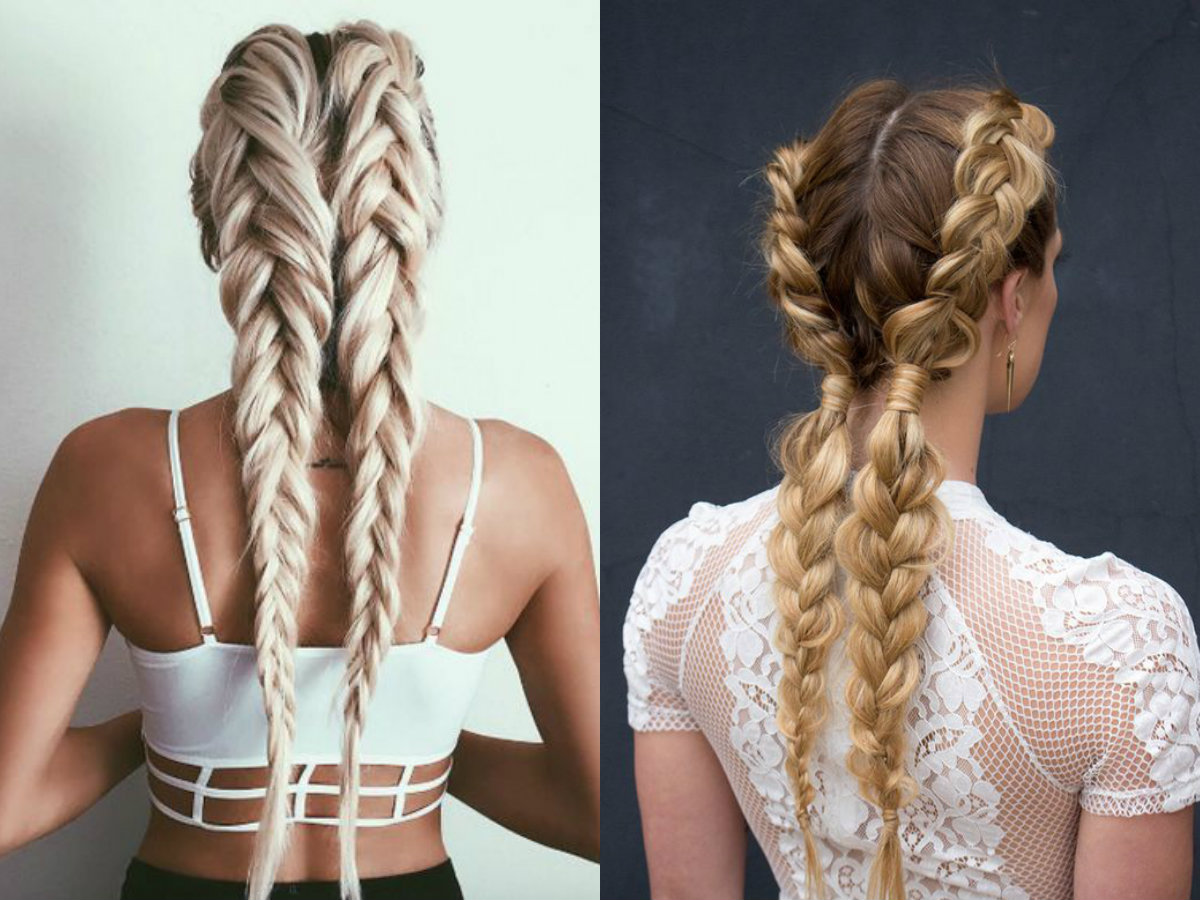 Super Dutch Braids Hairstyles Ideas To Inject You Some Romance Hairstyles For Men Maxibearus