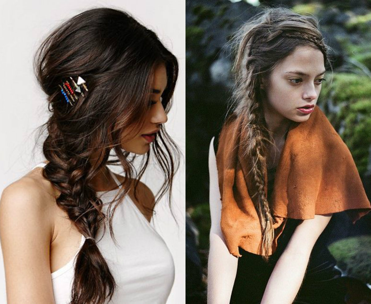 easy bed head braids hairstyles 2017 spring