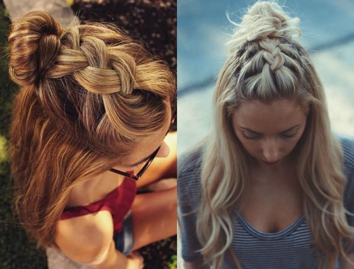 Dutch Braids Hairstyles Ideas To Inject You Some Romance