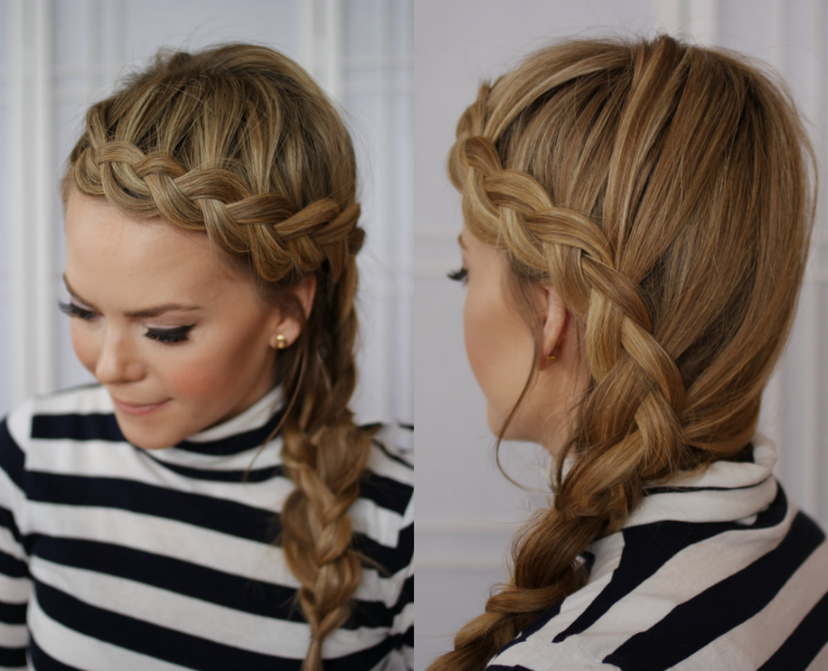 Dutch Braids Hairstyles Ideas To Inject You Some Romance Hairstyles Haircuts And Hair Colors