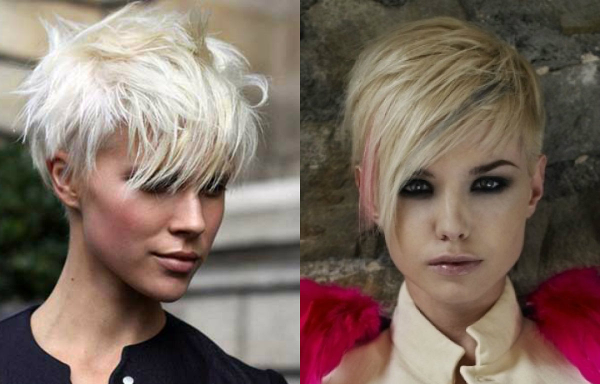 womens short hairstyles 2017 : Short Hair Trends 2017 You Cant Pass By Hairstyles, Haircuts and ...