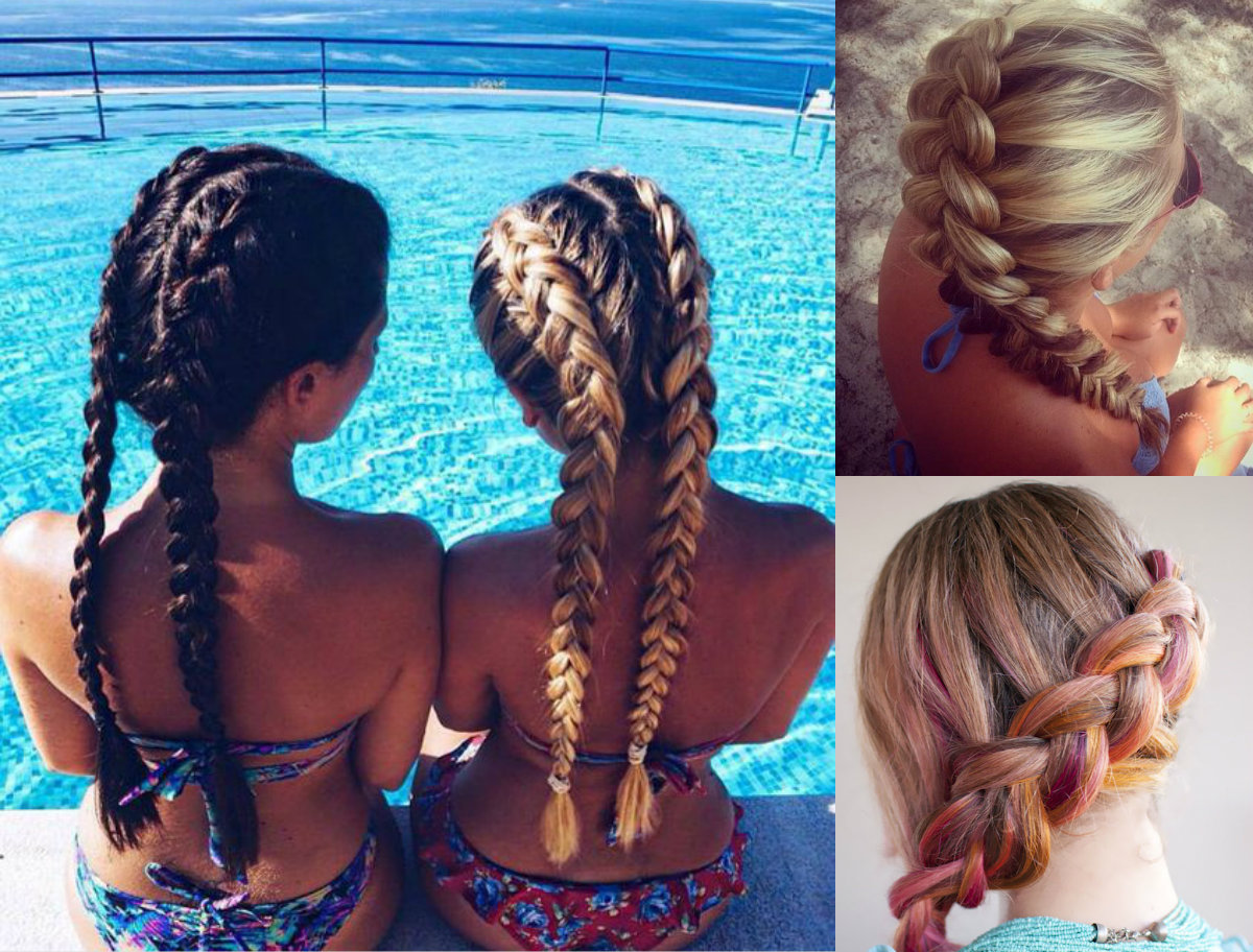 Dutch Braids Hairstyles Ideas To Inject You Some Romance ...