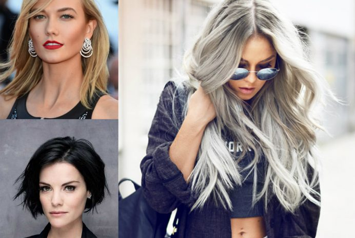 major hair color trends 2017