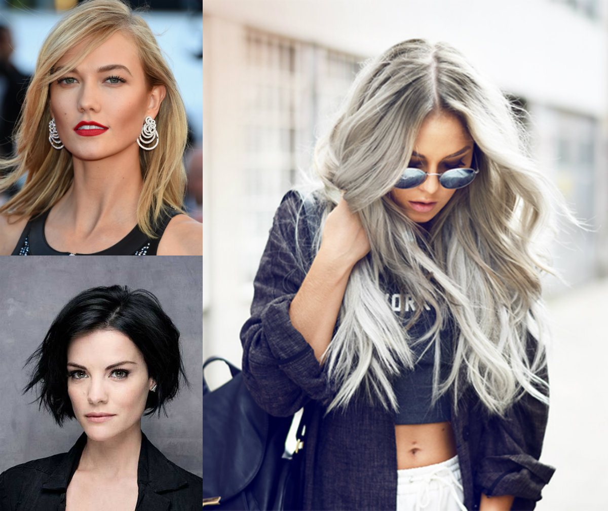 Popular color trends 2017 - Major Hair Color Trends 2017