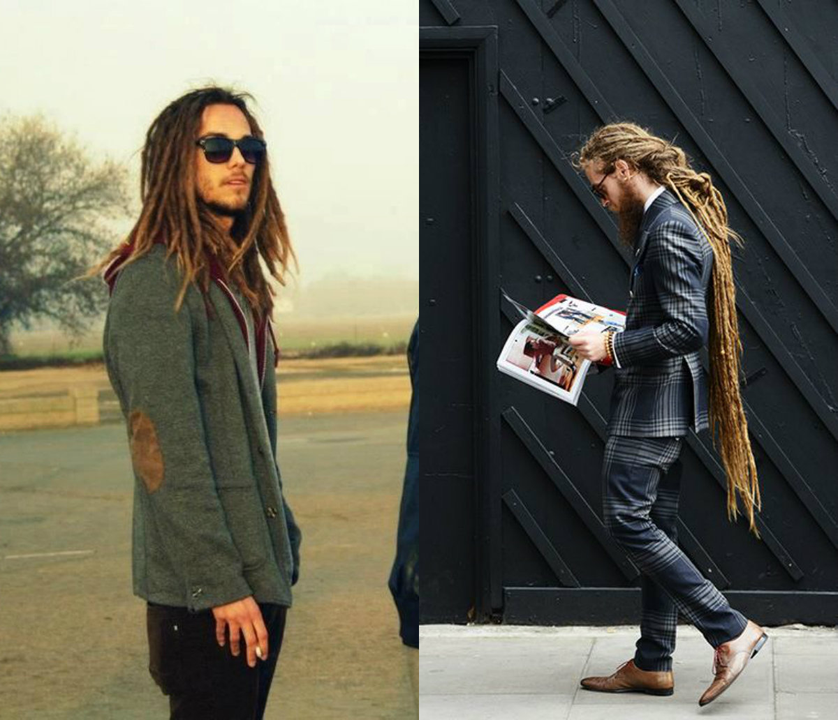 Male Dreadlocks Hairstyles 2017 To Express Individuality | Hairstyles ...